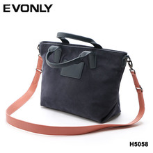 H5058 Wholesale UK Dropshipping New Trending Products Suede Ladies Bag Handbags Ladies 2017