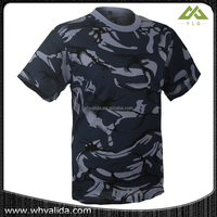 Camo Military Fashion Cheap wholesale camo t shirts