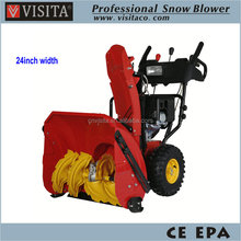 212cc Gas Power Chain Drive Snow Plow