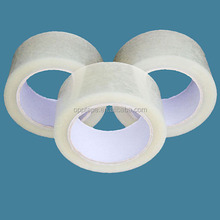 Factory price Bopp clear string tape floral packing adhesive tape