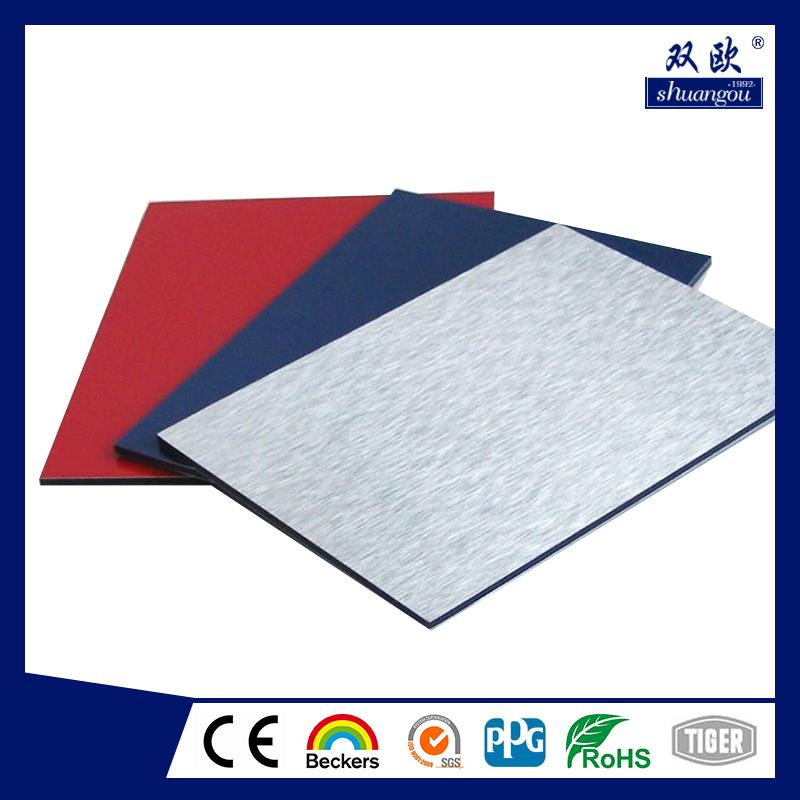 Brand new outdoor wall aluminium composite panel with low price