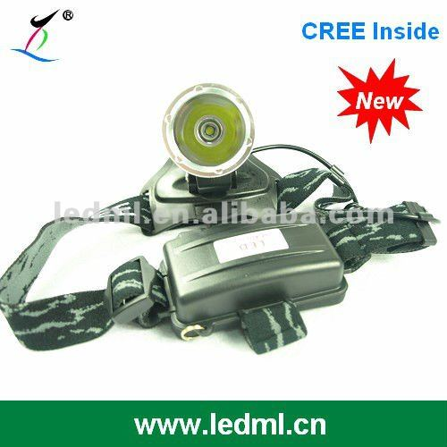 10-watt cree t6 led headlights