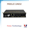 Hot Sale Meelo Uno2 Amlogic S905 Dvb S2 Android Tv Box T2 Android 5.1 Kodi Bluetooth meelo uno2