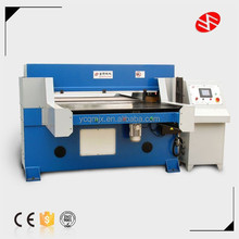 Double-side automatic feeding fou-column leather cutting machine