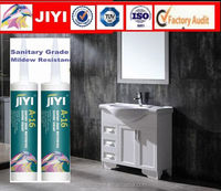neutral cure type anti-mildew silicone & weather-resistant silicone sealant glue for kitchen and bathroom tube