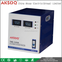 SVC Servo Motor Full Copper Voltage Stabilizer/Regulator