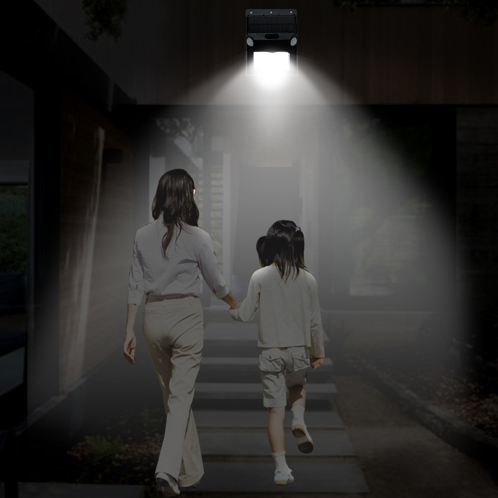 Factory Original Solar LED Light Motion Sensor Solar Light IP 65 Waterproof Solar Garden Light