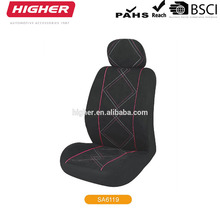 Cheap price embroidery car seat strap cover