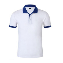 Man's100% Cotton High Quality Customized Logo Printed Casual Blank 100 cotton honeycomb polo shirt