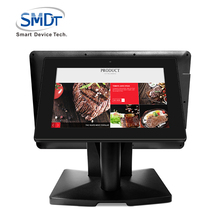 New product 15.6 inch bill payment machine self payment kiosk with printer card reader NFC for fast food restaurant