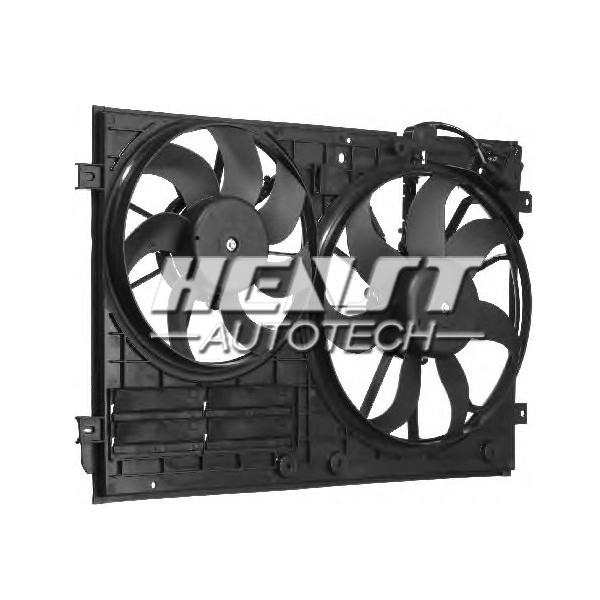 Radiator Fan 1K0 121 207 BB for SKODA OCTAVIA/VW GOLF V/VI/JETTA III/PASSAT