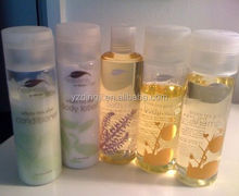 mini soap and shampoos /hotel shampoo brands /victoria's secret body lotion