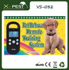 Visson VS-032 lcd remote rechargeable electronic pet dog collar shock control