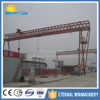 China mobile used gantry crane for sale