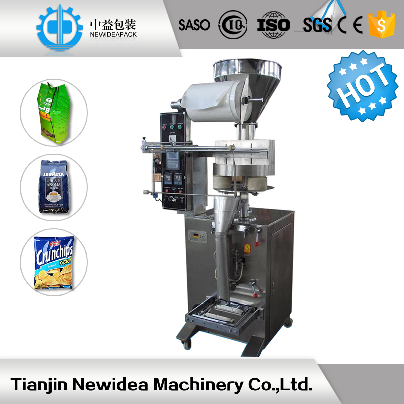 ND-K398 Nitrogen pringles potato chips packaging machine price