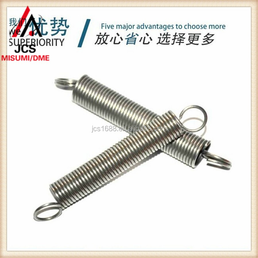 Good elasticity plastic extension spring