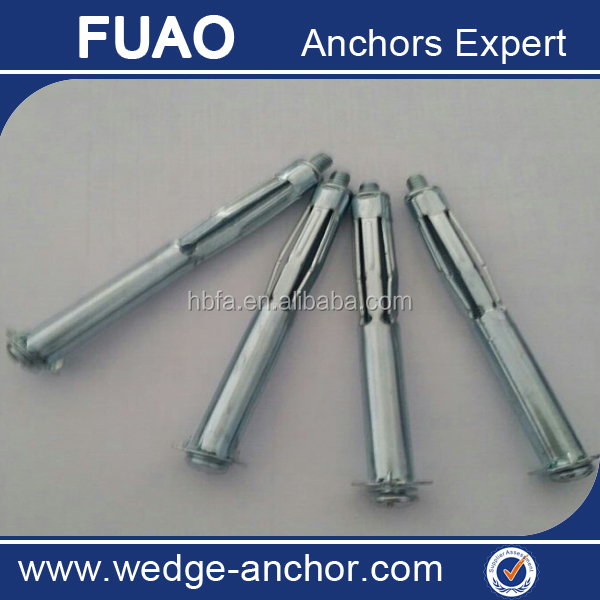 Metal Wall Anchors heavy duty wall anchors and stainless steel hollow wall anchor