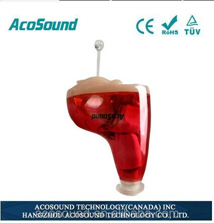 China standard model 210 IF-Plus 2 channels digital AcoSound Acomate instant fit hearing amplifier