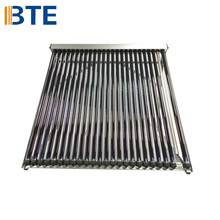 China manufacturer wholesale vacuum tube with heat u pipe solar collector