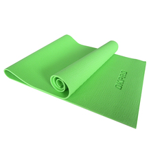 Gymnastics Equipment Gym Exercise Custom Print Logo Eco Friendly PVC Yoga Mat