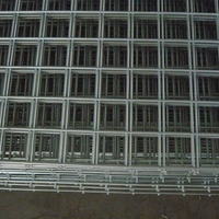 Strong quality safty 6x6 reinforcing welded wire mesh in 6 gauge