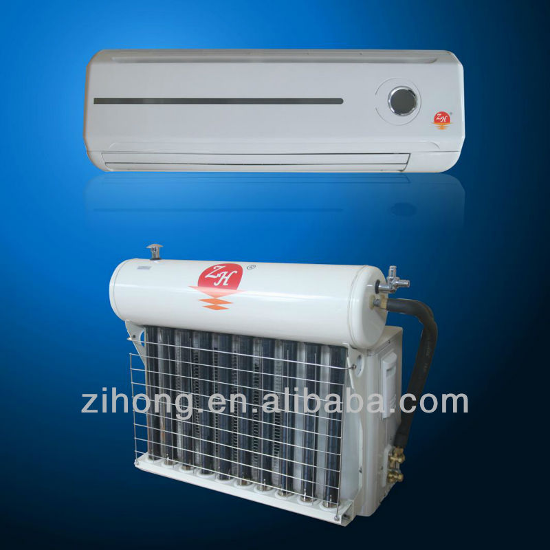 hybrid solar air conditioner, wall split solar air conditioners for homes
