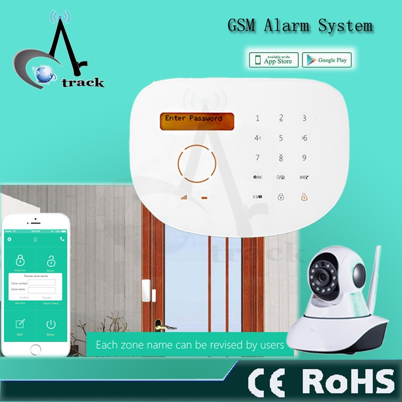 Hot sale cell phone security alarm system for android phones SMS Alert Alarm System