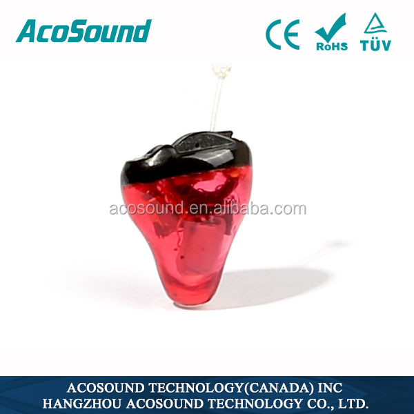 Digital Deaf AcoSound Acomate 610 Instant Fit CE Approved Useful High Quality Hearing Hearing Loss