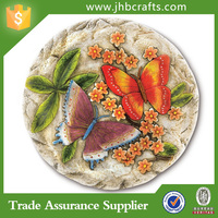 2016 Decorative Resin Garden Stepping Stones/Foot Board