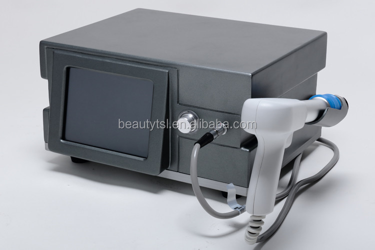 TSL beauty effectice relieve pain shock wave therapy machine for cellulite removal
