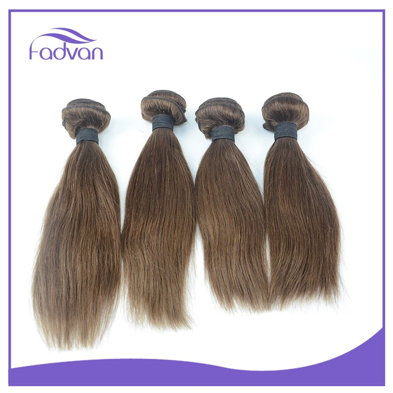 2016 New arrival High quality cheap 3 pieces Peruvian human hair body wave color hair weft