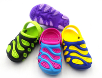 2015 new products children EVA clogs shoes