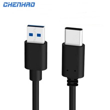 High speed transmission USB 3.0 to type C 3.1 data cable with charging