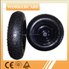 factory supply 4.00-8 wheel barrow wheel with tube tire