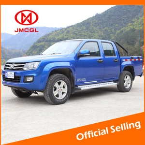 China Diesel Pickup truck 4x4 double cabin for sale