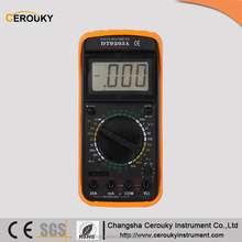 1000V digital multimeter DT9205A price