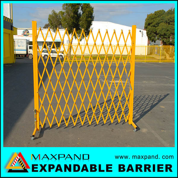 Aluminum New Design Solid Light Weight Expandable Fencing