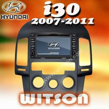 WITSON hyundai i30 navigation with DVB-T Tuner (optional)