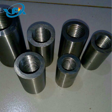 Construction Building Material 16-40mm S45C Steel Rebar mechanical Coupler