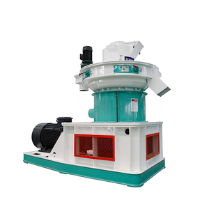 High quality vertical ring die wood pellet mill made in China
