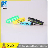 custom eco-friendly silicone bracelet usb flash drive for sale