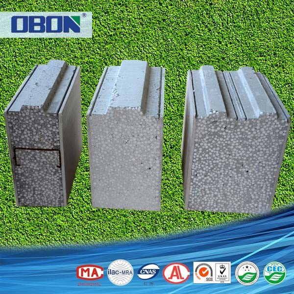Obon fireproof and sound rockwool thermal insulation for Fireproof rockwool