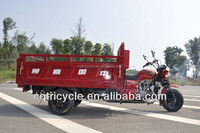 powerful motorized three wheeler rickshaw