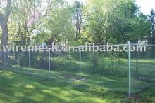 chain link fence mesh sport security