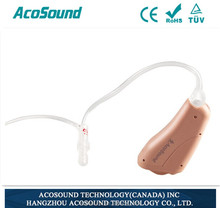 AcoMate Star Self- Programmable hearing aid with sex tube cigarette bow-a06 hearing kit