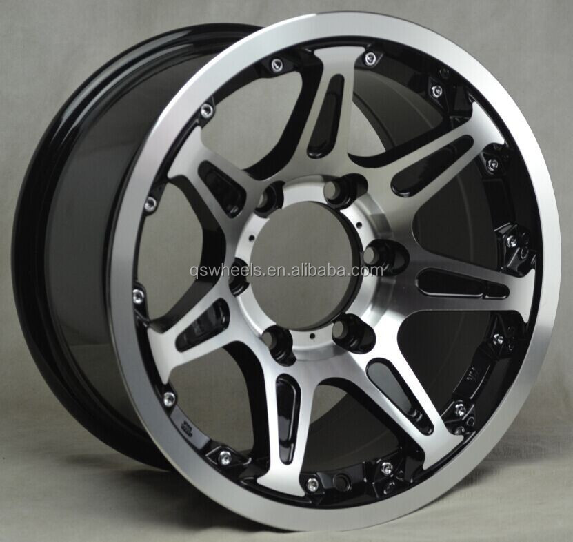 Fashion Wheels Inch Suv Alloy Wheels Hole Off Road