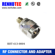 New RF Plug SMA Connector to N female adapter