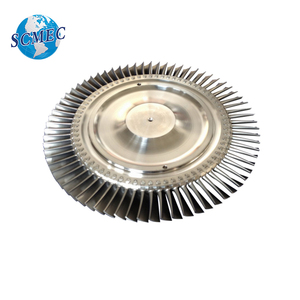 diesel locomotive engine turbocharger turbine parts turbine disc