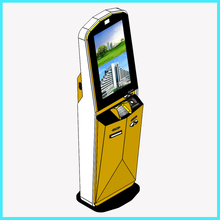 hotel check in kiosk self service payment terminal