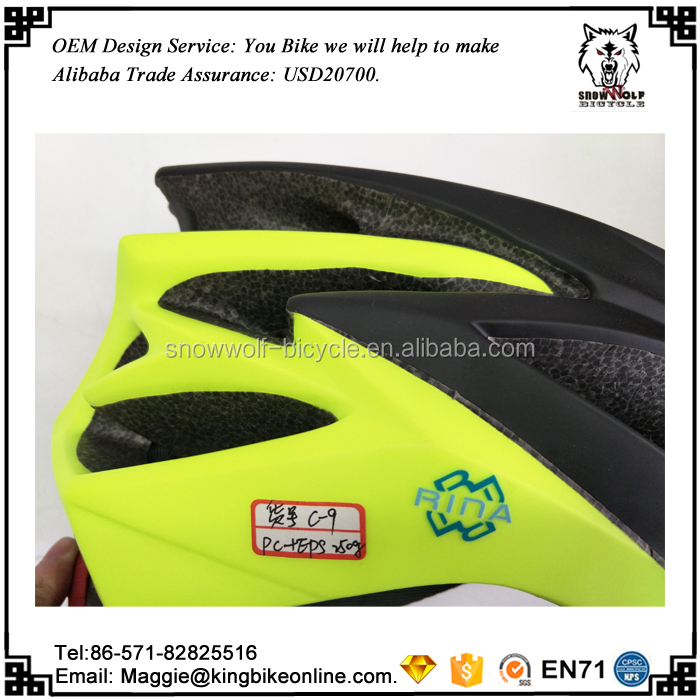 mix color Safety Cycling Cheap Bicycle Helmet